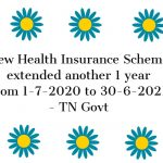 New Health Insurance Scheme extended another 1 year