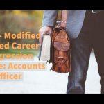 CGDA - Modified Assured Career Progression Scheme_ Accounts Officer