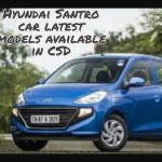 Maruti Suzuki Carry car latest models available in CSD