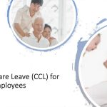Child Care Leave (CCL) for Male employees