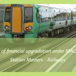 Grant of financial upgradation under MACPS to Station Masters - Railways