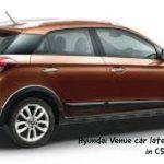 Hyundai Venue car latest models available in CSD